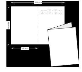 a5 folders drukken