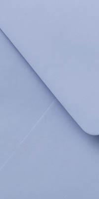 babyblauwe enveloppen, baby blauw
