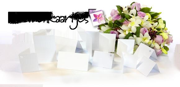 bloemen kaartjes drukken