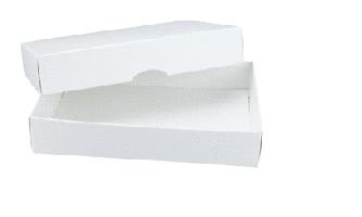 Bedrukte dozen met deksel