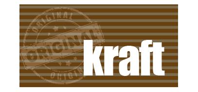 Logo van het originele kraftpapier