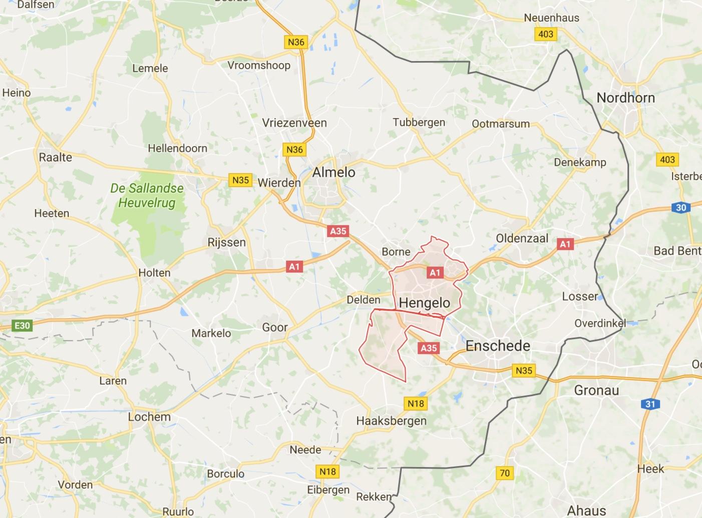 Drukkerij Hengelo, in het hart van Twente!