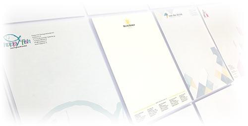 briefpapier drukken