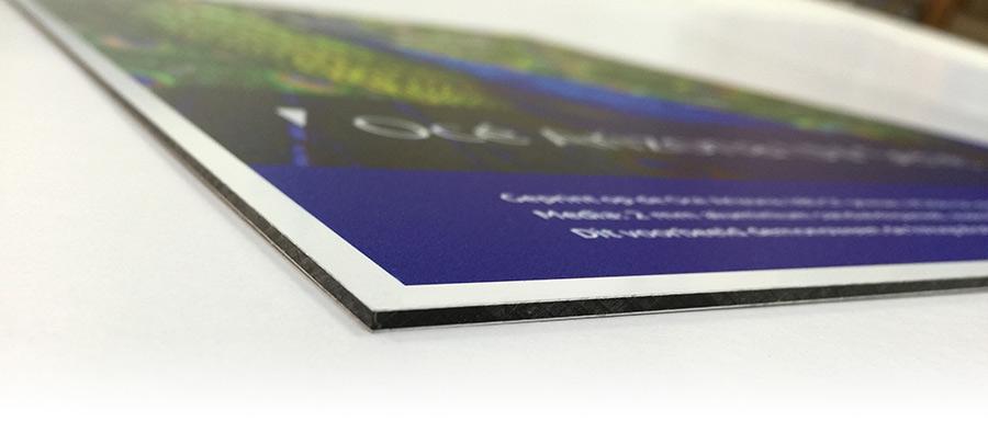 toespa borden printen, afdrukken op hard materiaal