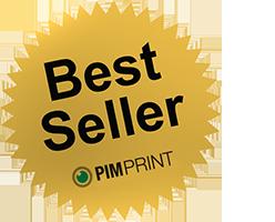 best seller, het meest gekozen visitekaartje