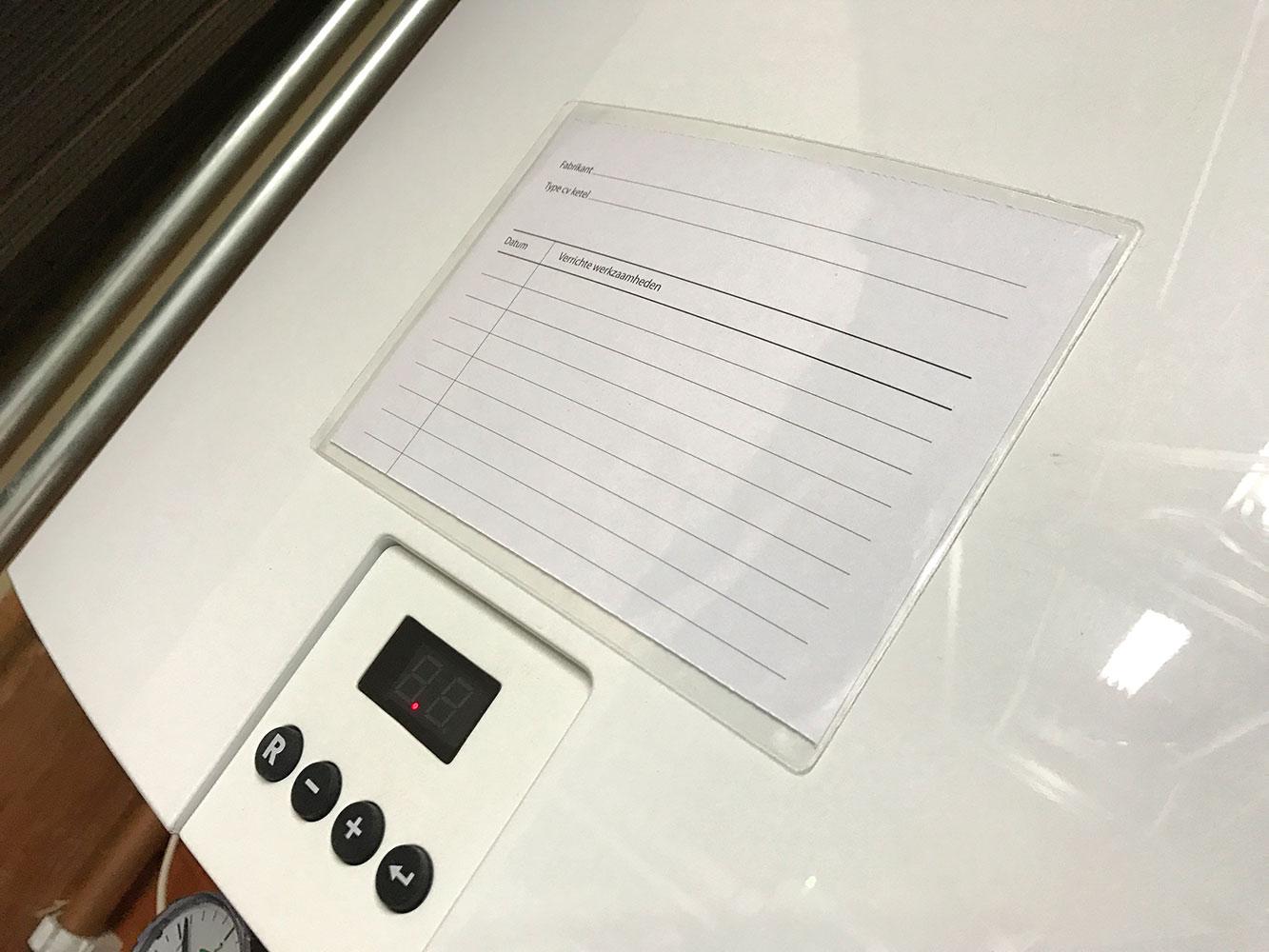 transparante insteekhoesjes voor a5 kaarten  148 x 210 mm