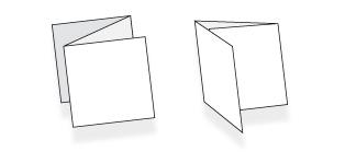 Drieluik kaarten online bestellen