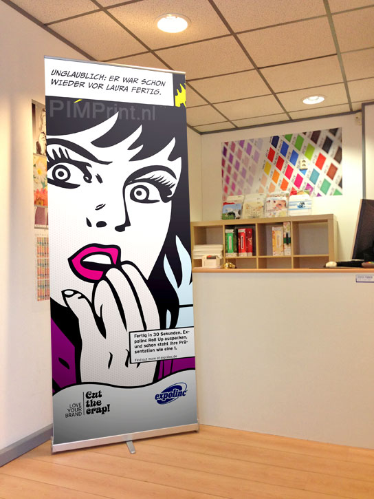 Rollup Banner Compact