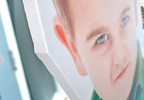 10 mm lichtgewicht kunststof hardschuim voor levensgrote pop