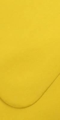 envelop met boterbloem gele kleur, geel
