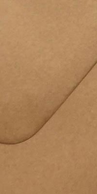 envelop met bruine kleur, bruin