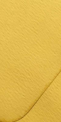 envelop met fiore gele kleur, geel