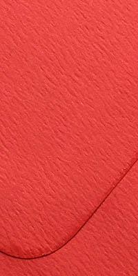 envelop met fiore rode kleur, rood