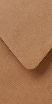 kraftpapier enveloppen, kraft bruin papier