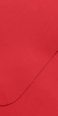 envelop met skin rode kleur