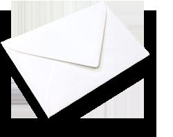 kaart enveloppen voor a5 enveloppen, a6 enveloppen, 12 x 18 enveloppen, 9 x 14 enveloppen