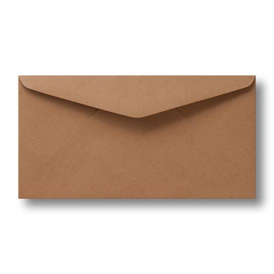 Kraft enveloppen 11 x 22