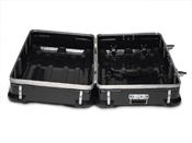 balie koffer in open vorm