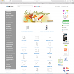 Our webshop for ordering prints in Amsterdam