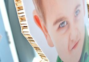 5 mm karton voor levensgrote pop