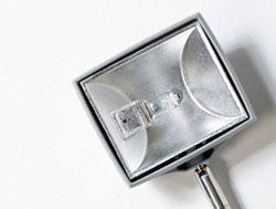 halogeen spotlight voor rollup banner budget