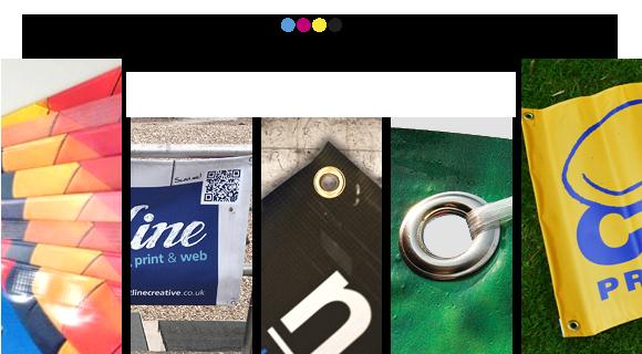 een spandoek bedrukken bij PIM Print, de online drukkerij voor de mooiste spandoeken