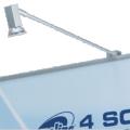 50W - 12V Expolinc spot halogeen spotlight voor pole system