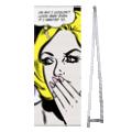 De 4screen popup banner is voor puur gebruiksgemak en langdurig gebruik