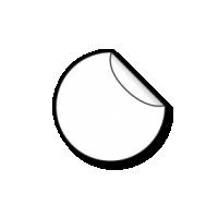 ronde stickers drukken