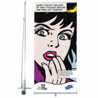 Roll up Banner Compact