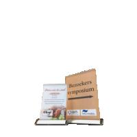 Rollup banner Mini - De kleinste roller banner met de sterkste boodschap