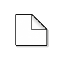 Vierkante stickers drukken
