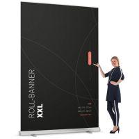 Budget rolbanner XL, tot wel 3 meter hoog