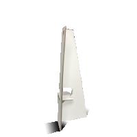 Kartonnen steunen 75 cm hoog