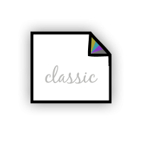 klassieke flyer formaten zoals Folio flyers, Quarto flyers, Tabloid flyers, Carré flyers, Mediaan flyers