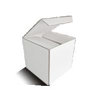 Een in kleur bedrukte kartonnen doos is een geweldige blikvanger!