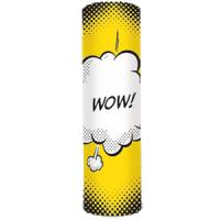 expolinc display tower, de grote pop up magnetic beurswand pilaar