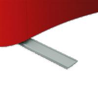 stabilisatievoeten voor Expolinc Beurswand