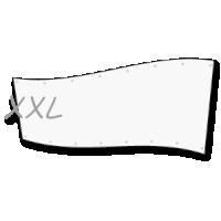 groot spandoek  - xl doek op 4 x 7 meter