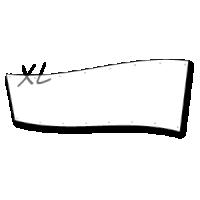groot spandoek  - xl doek op 3 x 7 meter