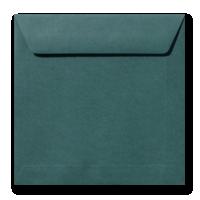 Gekleurde vierkante enveloppen 19 cm