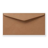 11 x 22 cm kraft enveloppen