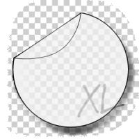 raamstickers stickers drukken 30 cm