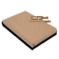 kaftpapier kaart A3