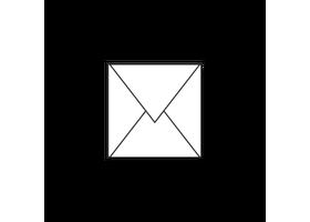vierkante 16 x16 cm enveloppen op formaat 160 x 160 mm