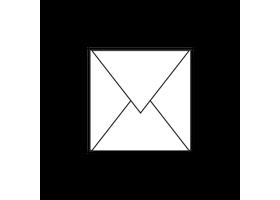 vierkante 17 x 17 cm enveloppen op formaat 170 x 170 mm