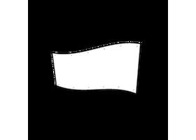 spandoek 130 x 300 cm