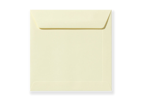 Gekleurde vierkante enveloppen 17 cm