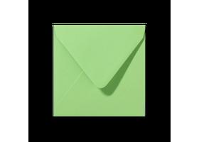 Gekleurde vierkante enveloppen 14 cm