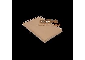 kaftpapier kaart